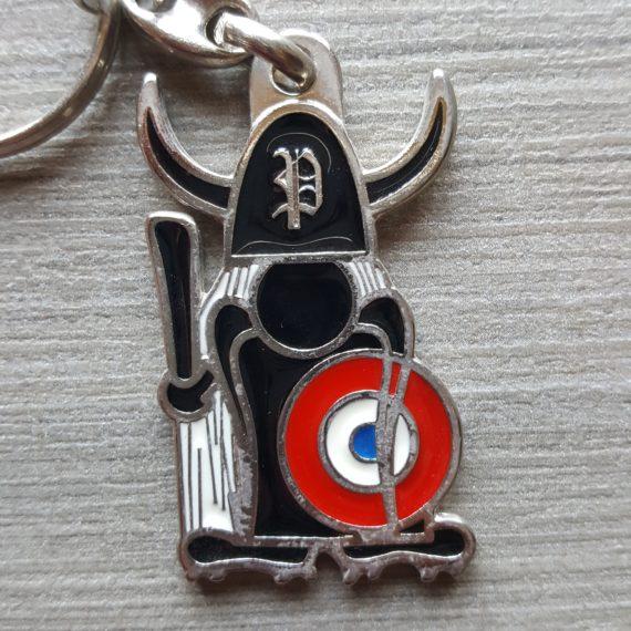 Portachiavi in Metallo Prinspotet Abbigliamento