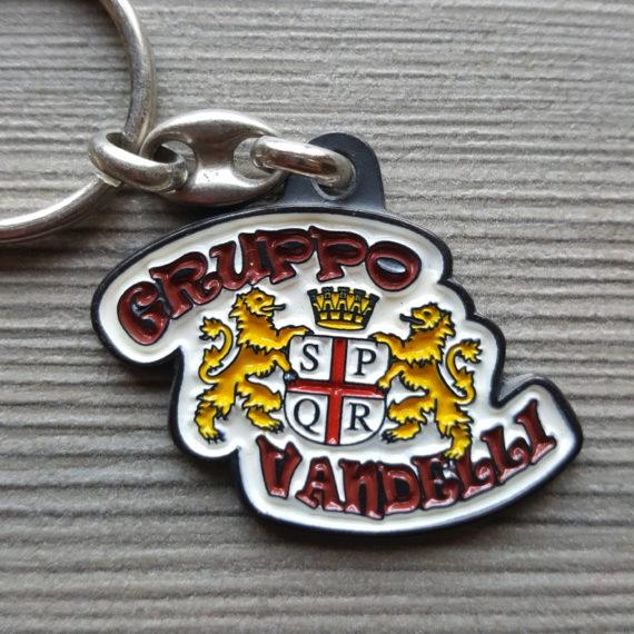 Portachiavi in Metallo REGGIANA Gruppo Vandelli
