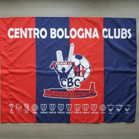 Bandiera BOLOGNA Centro Coordinamento Clubs