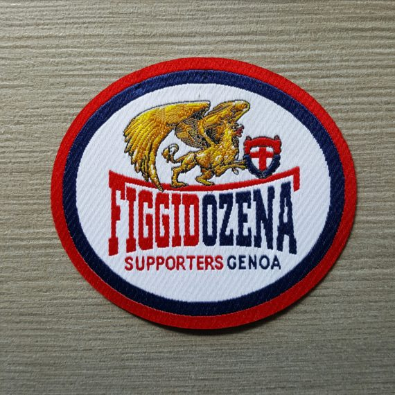 Toppa HD GENOA Figgi do Zena