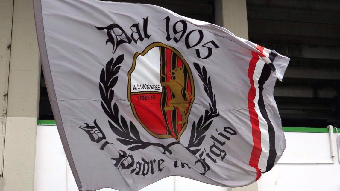Bandiera LUCCHESE La Mia Squadra La Mia Città