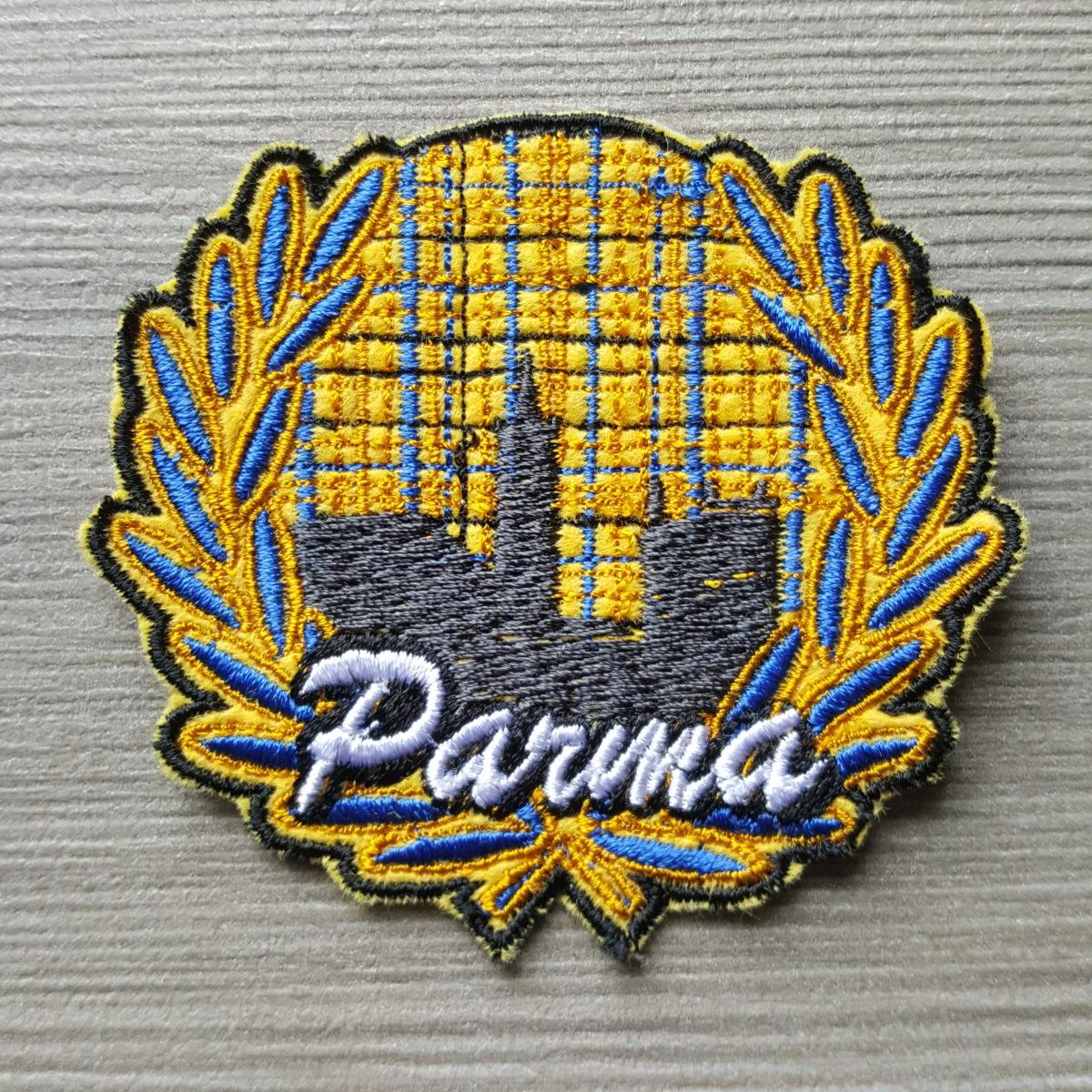 Toppa Ricamata PARMA Boys 1977