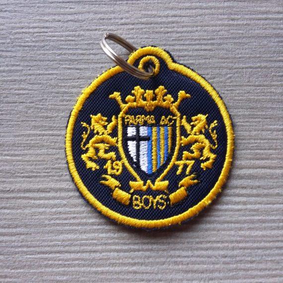 Portachiavi Ricamato PARMA Boys 1977