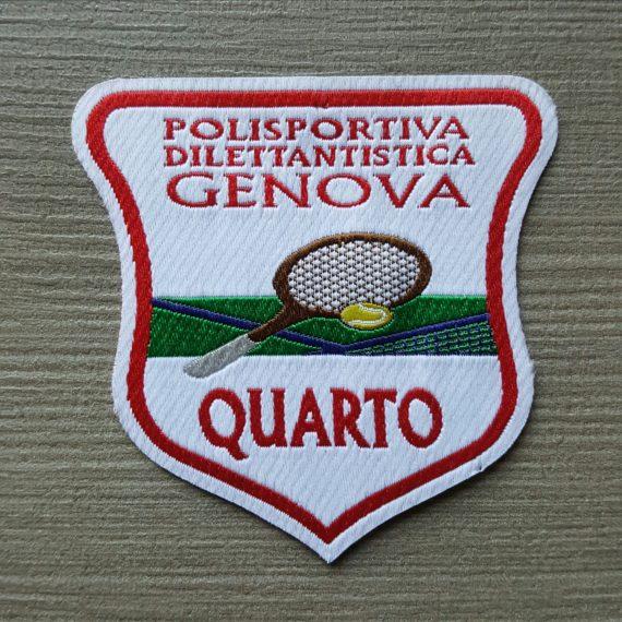 Toppa HD POLISPORTIVA Genova Quarto