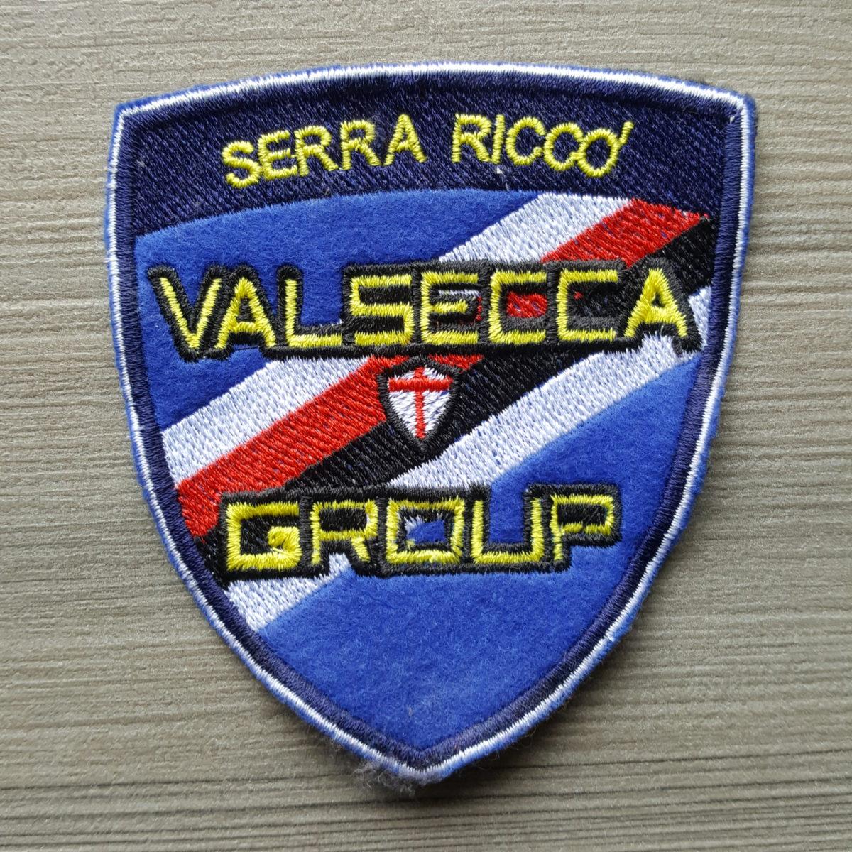 Toppa Con Ricamo SAMPDORIA Valsecca Group