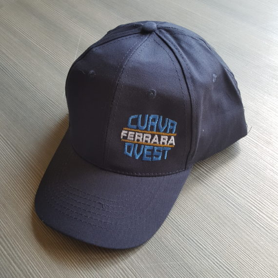 Cappellino Baseball SPAL Curva Ovest