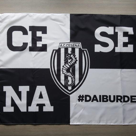 Bandiera CESENA Società Disegno 1