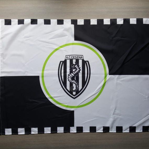 Bandiera CESENA Società Disegno 8