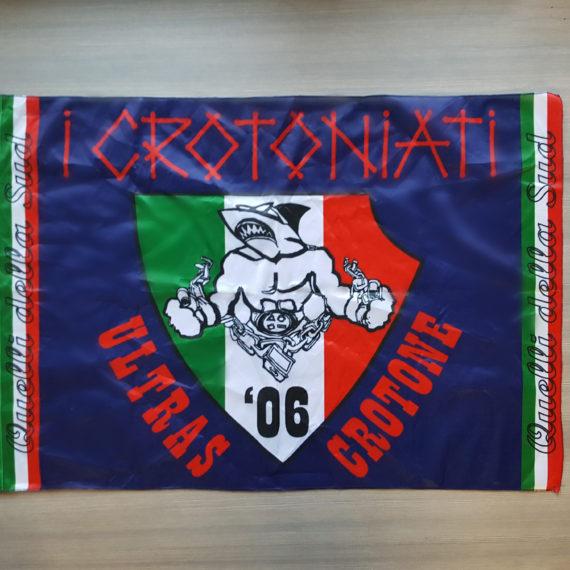 Bandiera CROTONE I Crotoniati