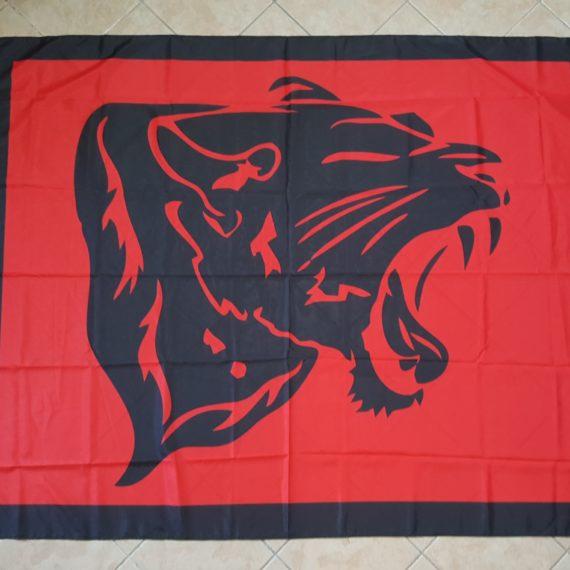 Bandiera LUCCHESE pantera