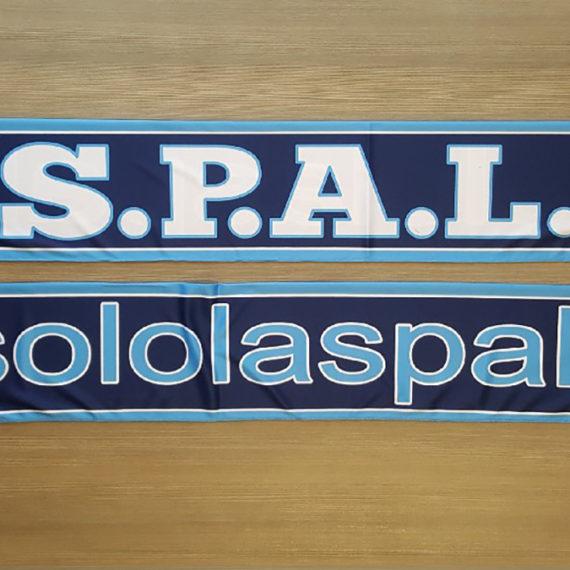 Sciarpa Raso SPAL ufficiale #sololaspal