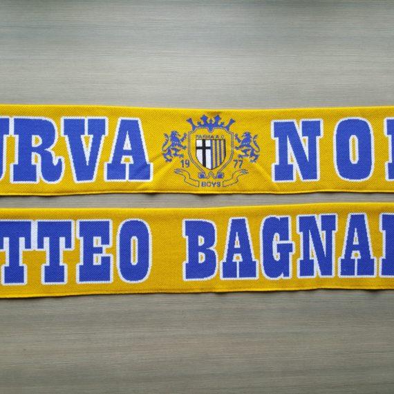 Sciarpa Jacquard PARMA Boys Curva Nord Matteo Bagnaresi