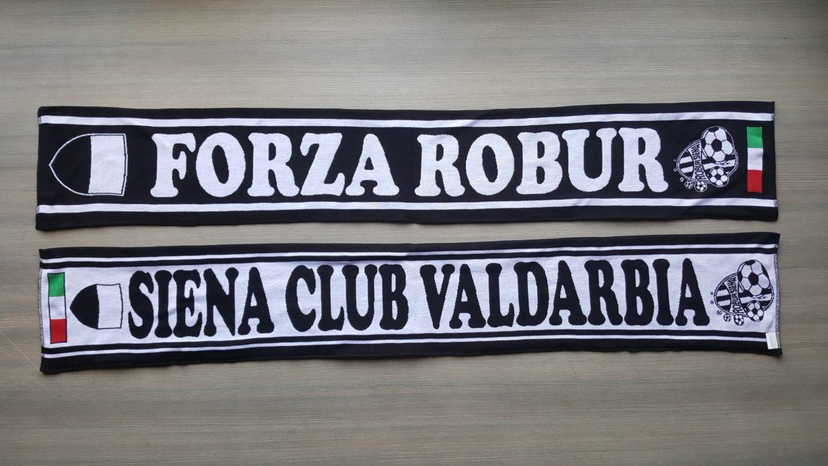 Sciarpa HD SIENA Club Valdarbia