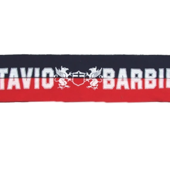 Sciarpa Anni 80 Genoa Ottavio Barbieri