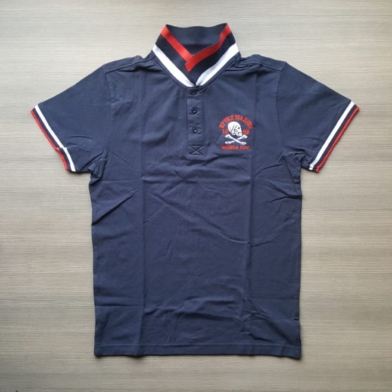 Polo Ricamata GENOA Up the Scarves 2017-18