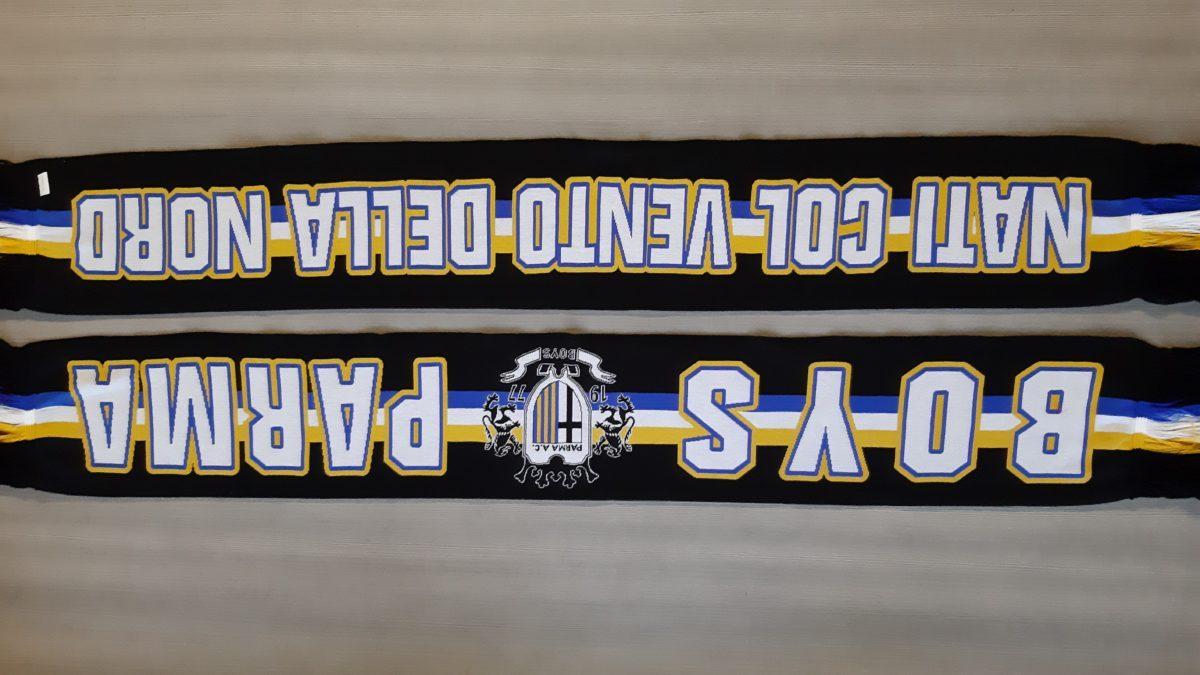 Sciarpa HD Parma Boys 2018-19